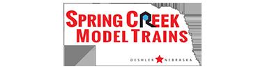 logo - Spring Creek Model Trains