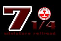 7 ¼ - logo